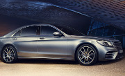 S-Class Sedan Long Wheelbase